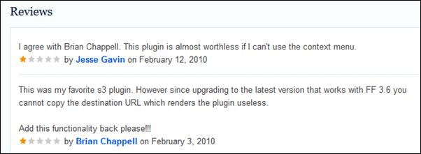 Насколько легко понизить версию Firefox?