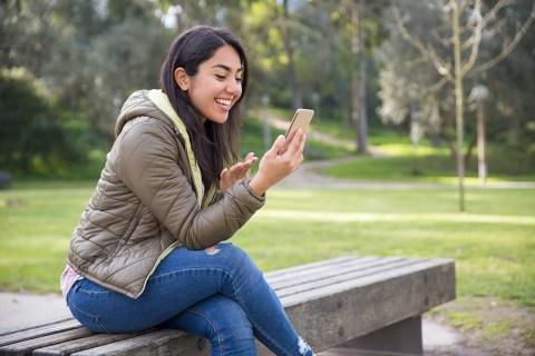 Что такое значок видео в Messenger?