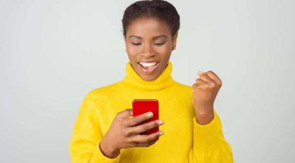 Как добавить прозрачные цвета в сообщение Snapchat