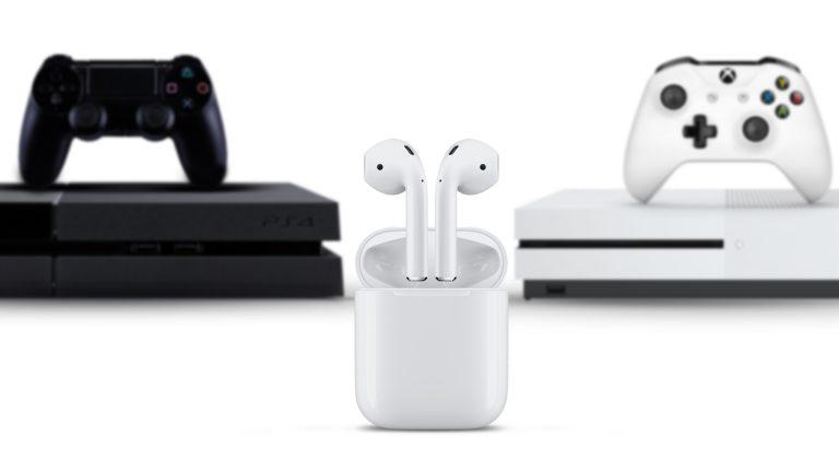 Как подключить AirPods к контроллеру PS4 и Xbox One