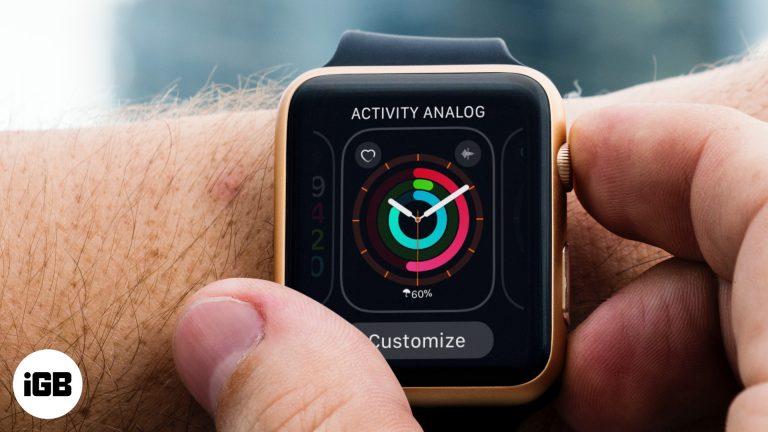Как настроить Apple Watch Face: подробное руководство