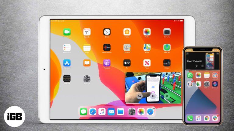 Как использовать YouTube в режиме «картинка в картинке» на iPhone и iPad