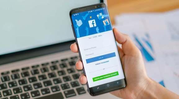 Как сбросить пароль приложения Facebook на устройстве Android