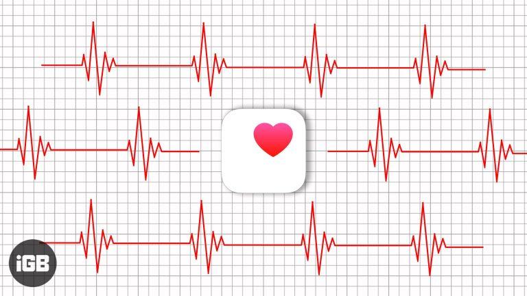 Как использовать приложение «Здоровье» на iPhone