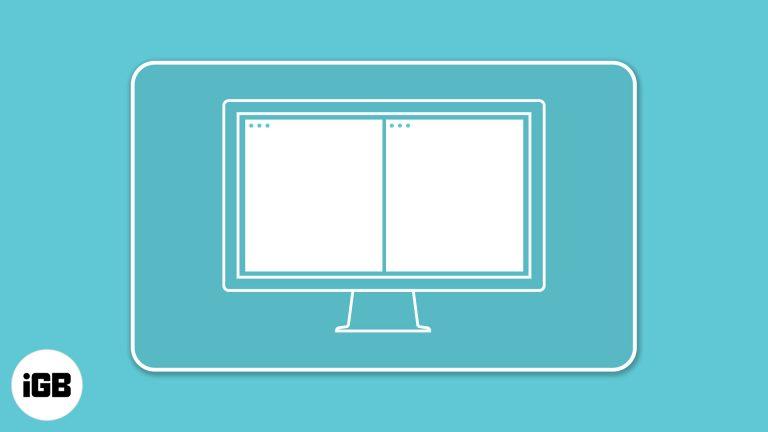 Как использовать разделенный экран на Mac (Ultimate Guide)