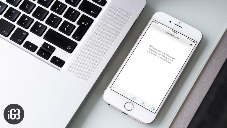 3G / 4G и LTE не работают на iPhone или iPad — как исправить?