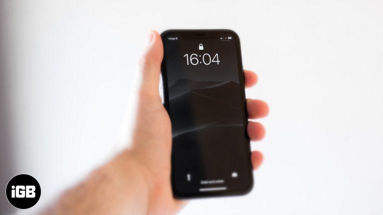 Как использовать Raise для пробуждения на iPhone