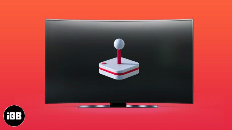 Лучшие игры для Apple TV в 2020 году