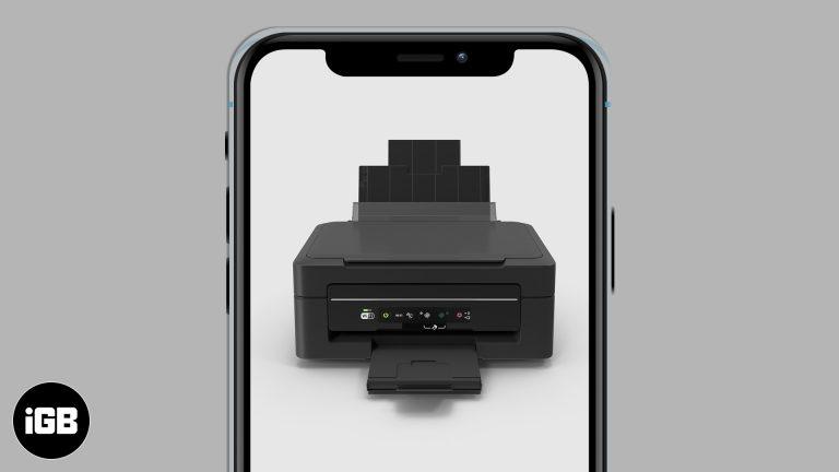 Лучшие приложения для печати для iPhone и iPad в 2020 году