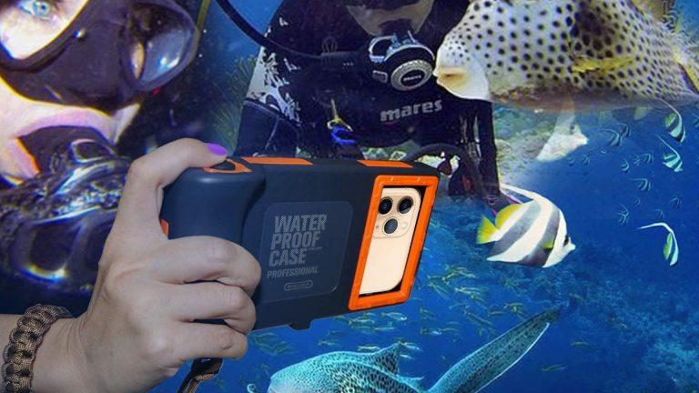 Лучшие водонепроницаемые чехлы для iPhone 11 Pro Max в 2020 году
