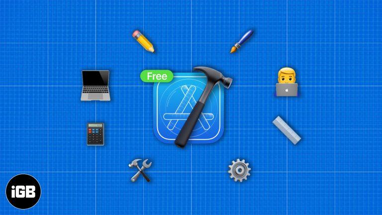 Как создать бесплатную учетную запись разработчика Apple [2020]