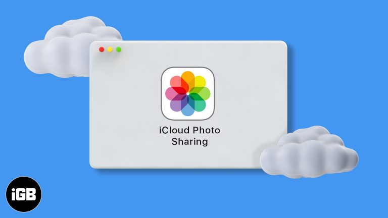 Как создавать общие альбомы на вашем Mac