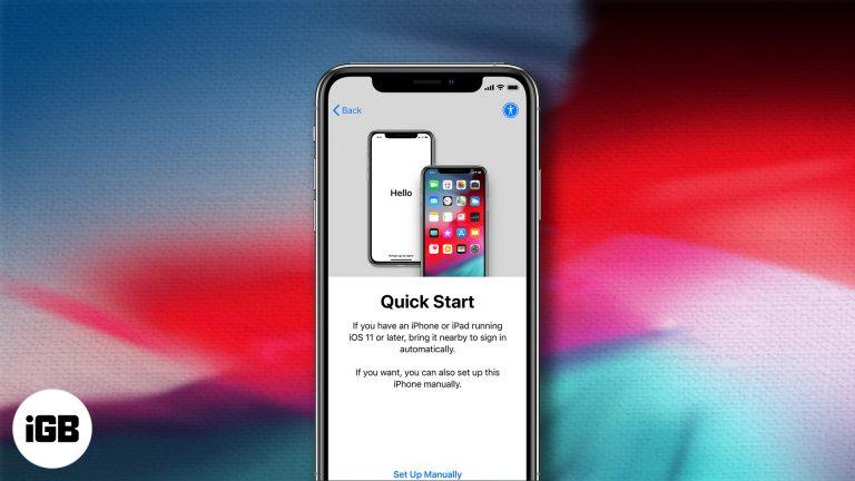 Как настроить новый iPhone или iPad: руководство для начинающих