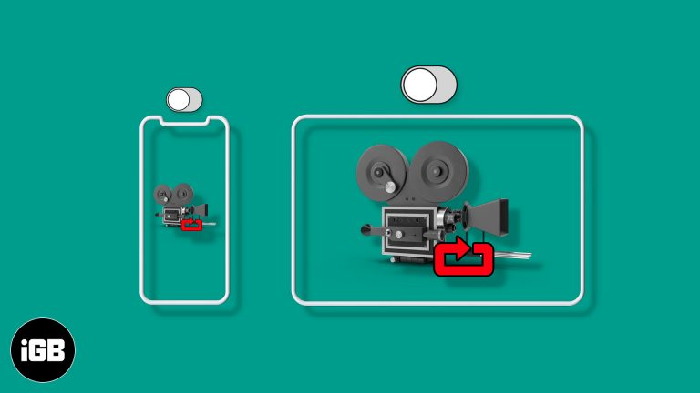Как отключить автозапуск видео на iPhone и iPad
