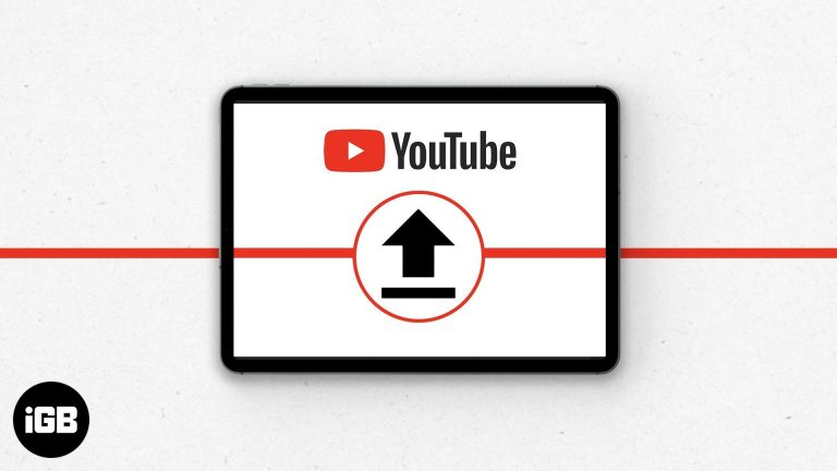 Как загрузить видео на YouTube с iPhone или iPad