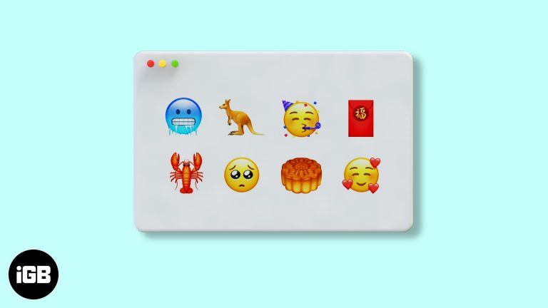 Как использовать Emojis на Mac