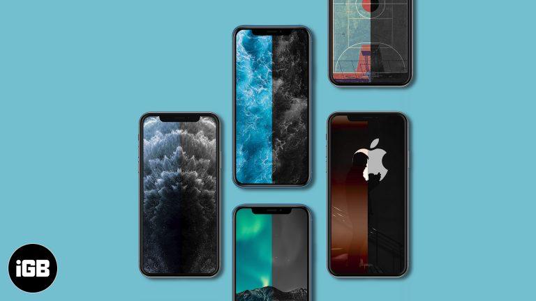 The Juxtapose Edition: специальная серия обоев для iPhone
