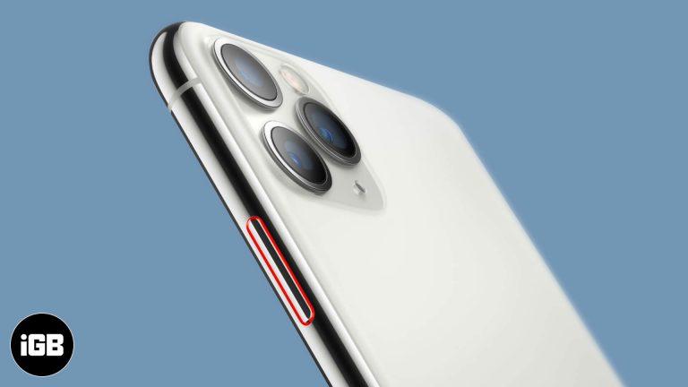 Кнопка питания iPhone не работает?  Вот почему и настоящее решение!