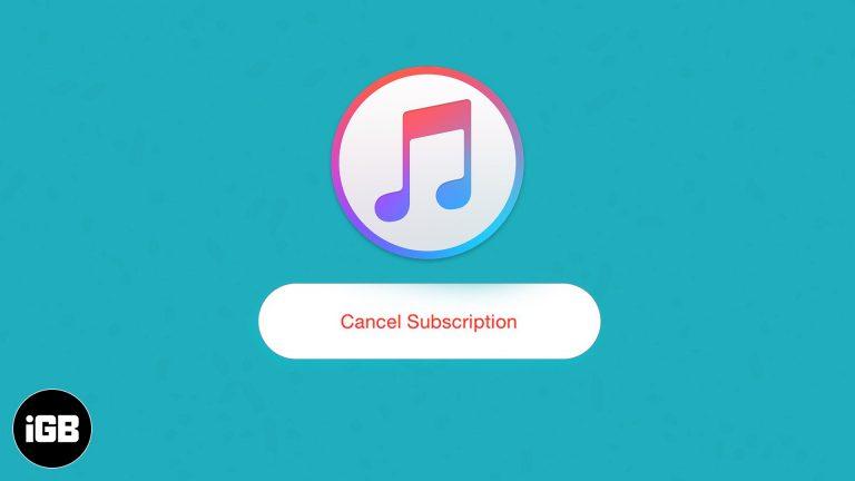 Как отменить подписку Apple Music (2020)