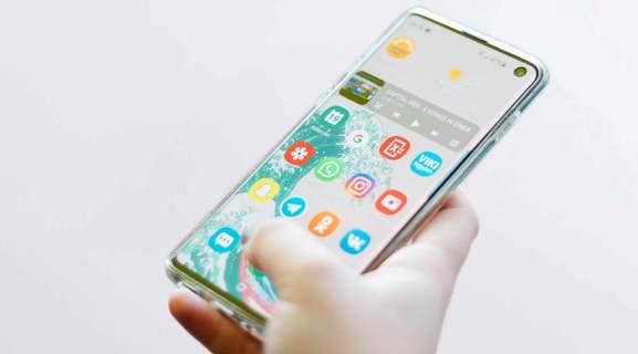 Как удалить голосовую почту с Samsung Galaxy S10