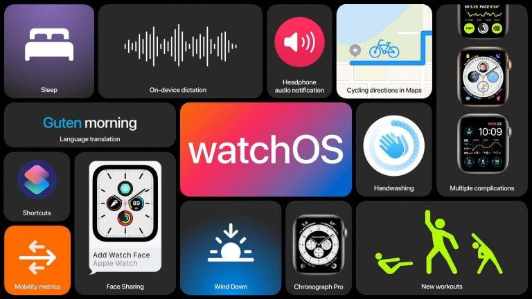 Как загрузить бета-версию 1 для разработчиков watchOS 7.1 на Apple Watch