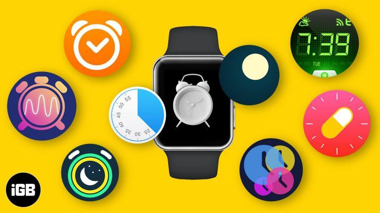 Лучшие будильники для Apple Watch в 2020 году