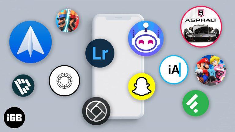 Лучшие приложения для iPhone 11 и iPhone 11 Pro