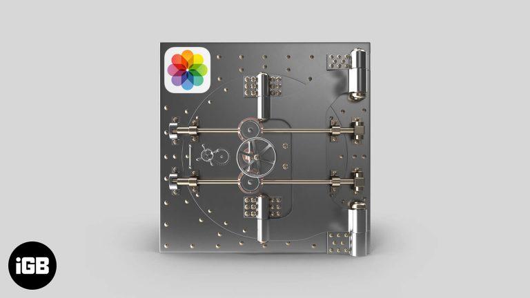 Лучшие приложения Photo Vault для iPhone в 2020 году