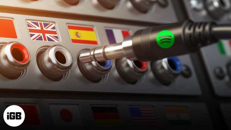 Как изменить язык Spotify на iPhone, Android и компьютере