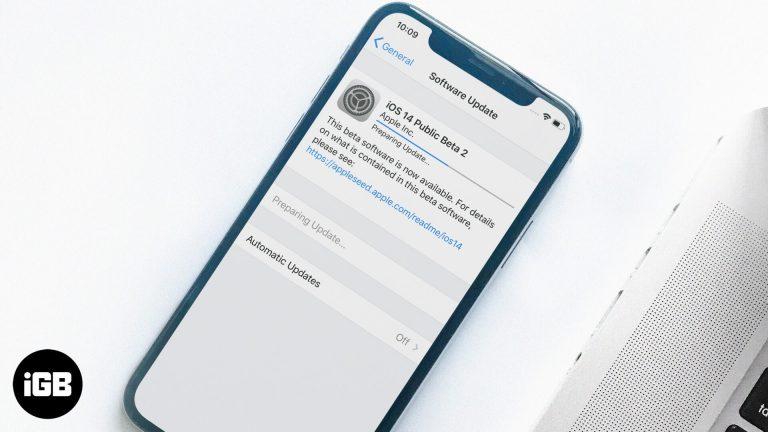 Как загрузить и установить iOS 14.2 Public Beta 1 на свой iPhone