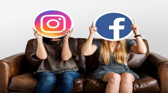 Как связать учетную запись Instagram со страницей Facebook