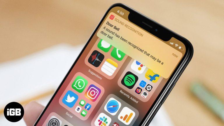 Как использовать распознавание звука в iOS 14 и iPadOS 14