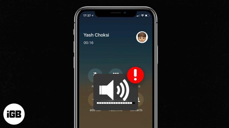 8 способов исправить iPhone без звука при звонках