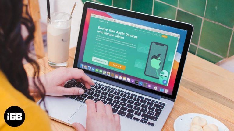 Обзор AnyFix: универсальное решение для решения более 330 проблем с iPhone, iPad и iTunes