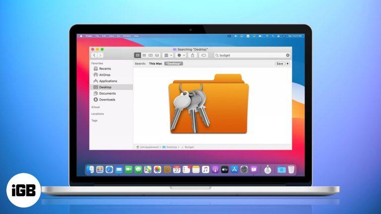 Как защитить паролем папку на Mac [2020 Updated]