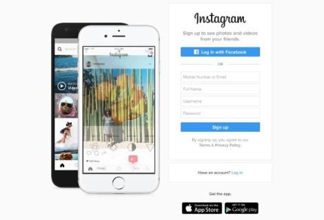 Как искать в Instagram