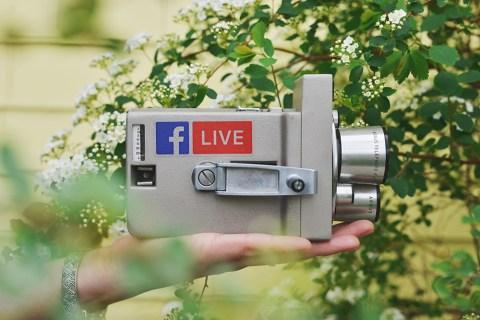 Как использовать разделенный экран в Facebook Live