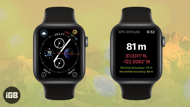 Лучшие приложения для высотомеров для Apple Watch в 2020 году