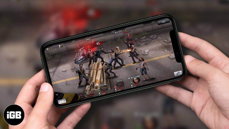 Лучшие игры на Хэллоуин для iPhone и iPad в 2020 году