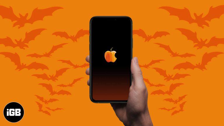 Лучшие обои на Хэллоуин для iPhone в 2020 году