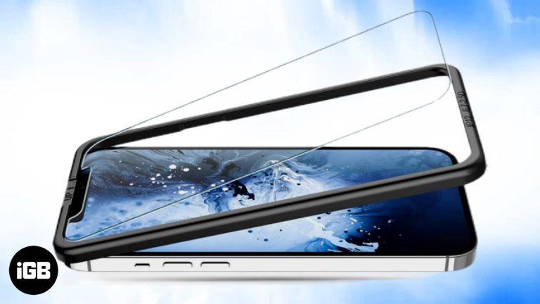 Лучшие защитные пленки для iPhone 12 Pro Max 2020