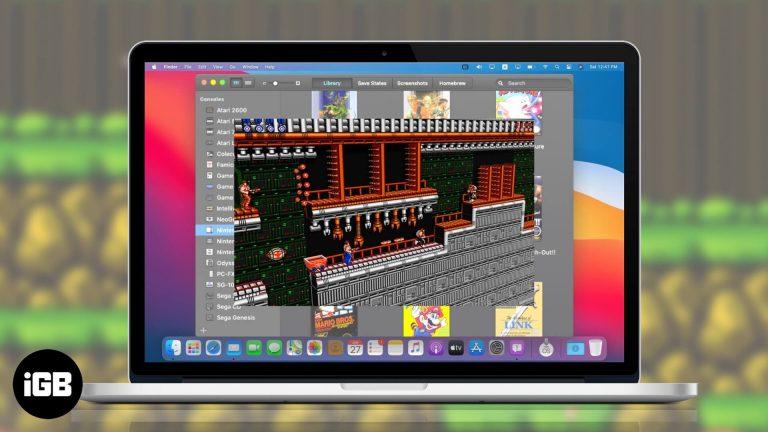 Лучшие эмуляторы SNES для Mac в 2020 году