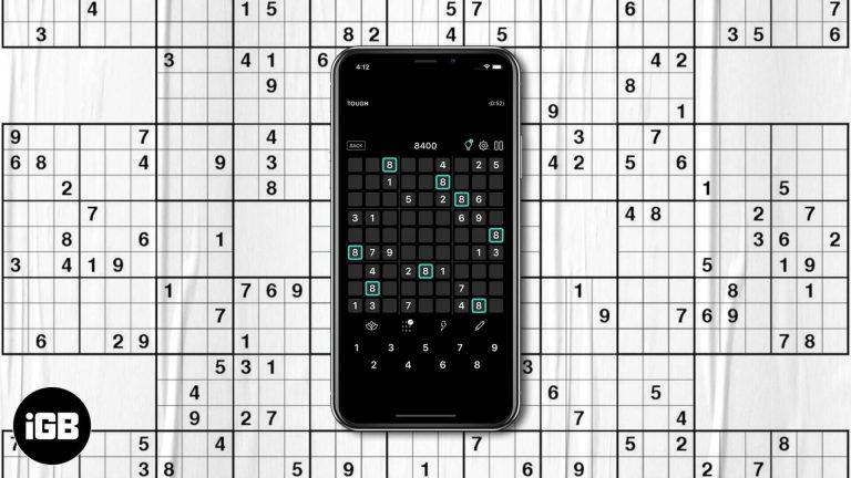 Лучшие судоку для iPhone и iPad в 2020 году