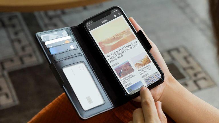 Лучшие чехлы-кошельки для iPhone 12 и 12 Pro в 2020 году