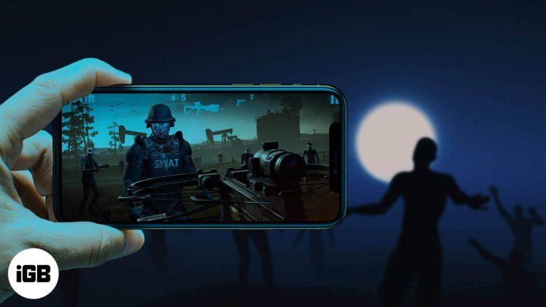 Лучшие игры про зомби для iPhone и iPad в 2020 году