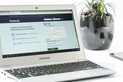 Как сделать временную картинку профиля Facebook