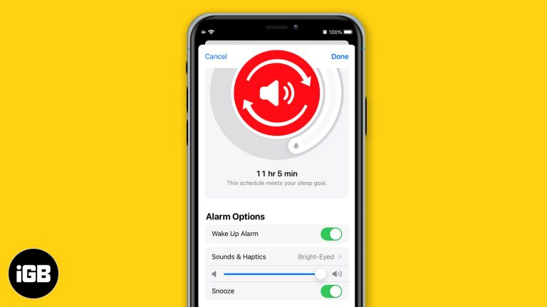 iOS 14: Как изменить звук будильника перед сном на iPhone