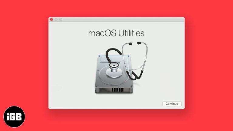 Как восстановить заводские настройки MacBook или любого компьютера Mac