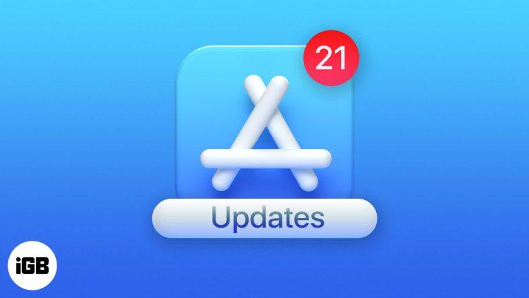 iOS 14: как обновить приложение на iPhone или iPad