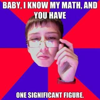 Математические строки